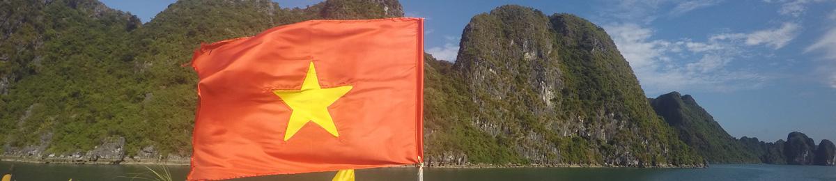cover drapeau vietnam