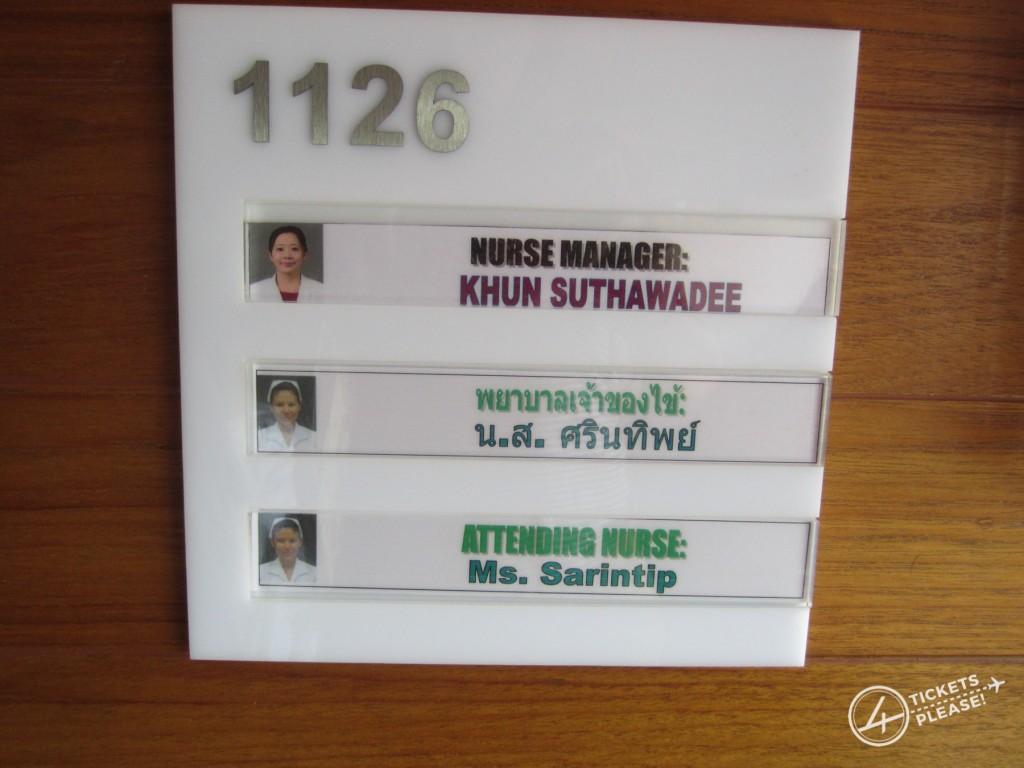 Trois infirmières pour Sylvain