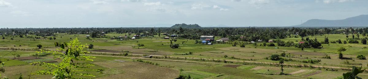 Kampot campagne environnante