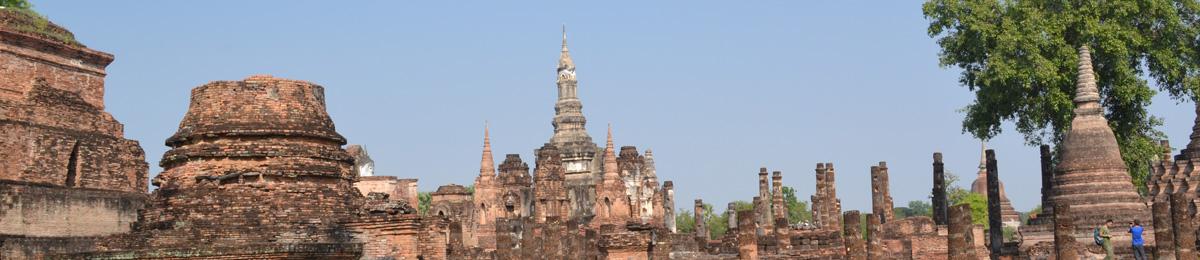 Cover Sukhothai