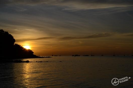 Dernier coucher de soleil !