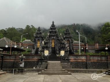 Pura Pasar Agung, temple typique Balinais