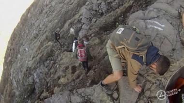 Technique de descente spéciale Sylvain