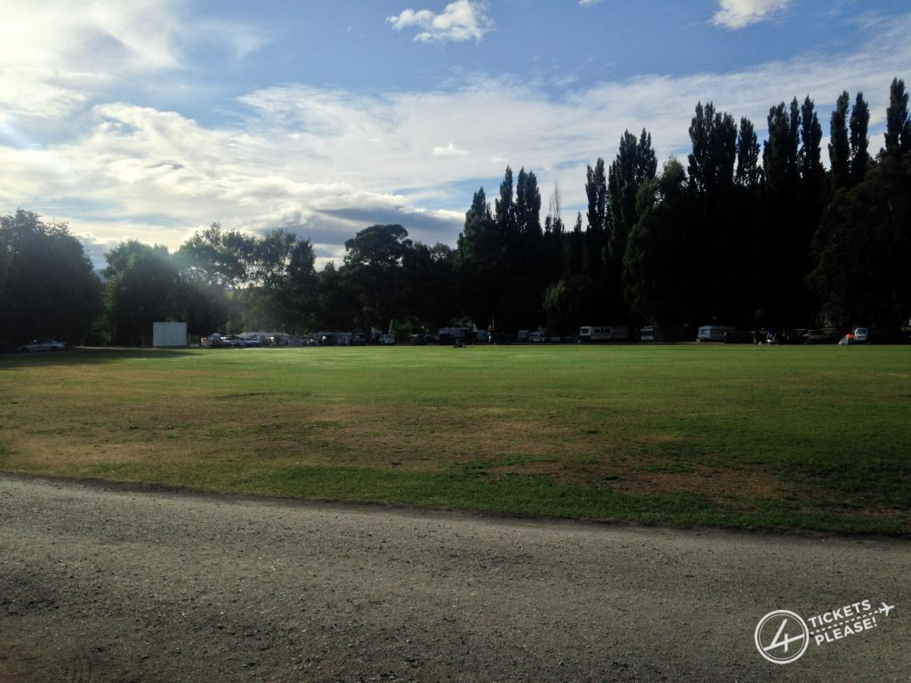 Luggate Cricket Club Camping Ground
