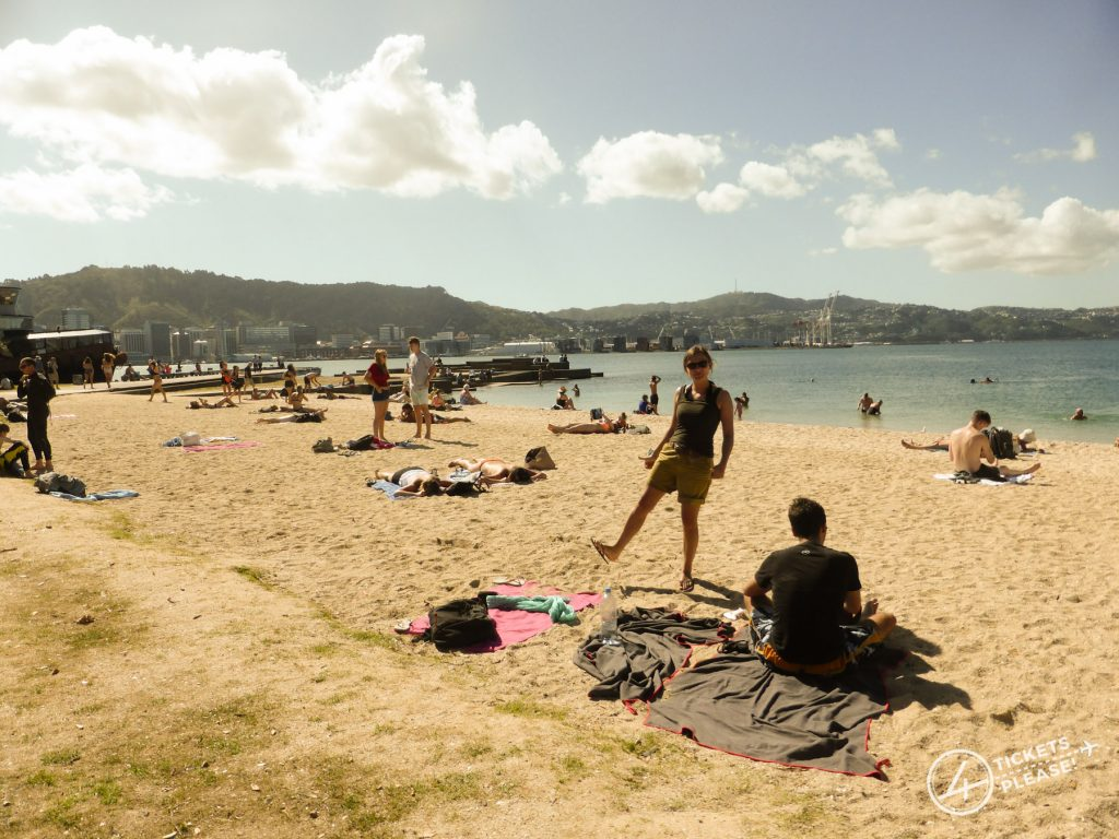 playa à Wellington