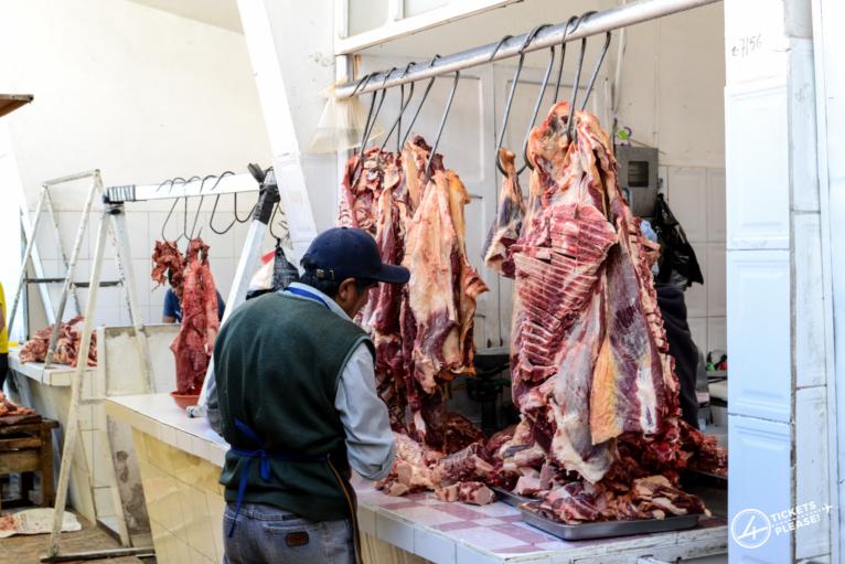 Vous prendrez bien un peu de viande ?