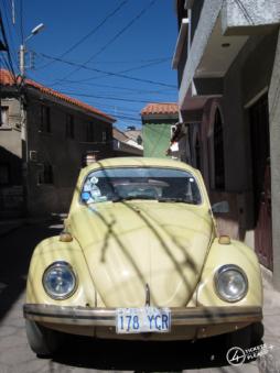 Les Sud-américains aiment les vieilles voitures