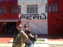 Nous voilà au Pérou !