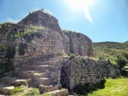 Temple Inca Pilkokaina