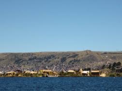 Les îles Uros