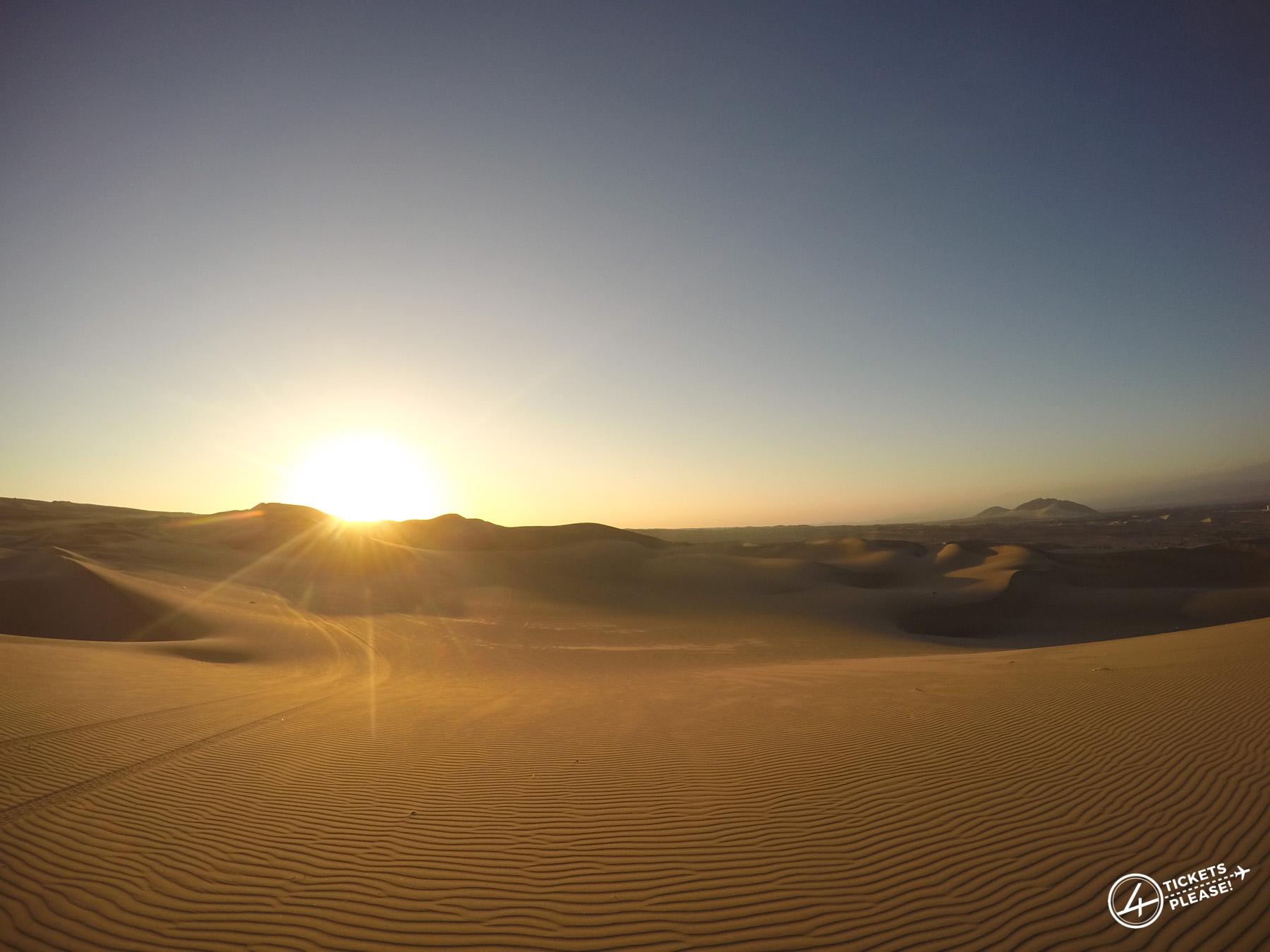 Dunes de Huacachina