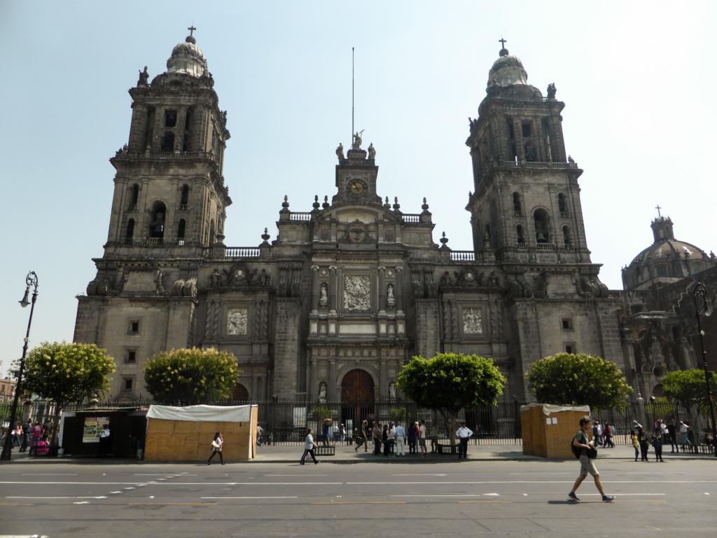 Cathédrale du Zocalo