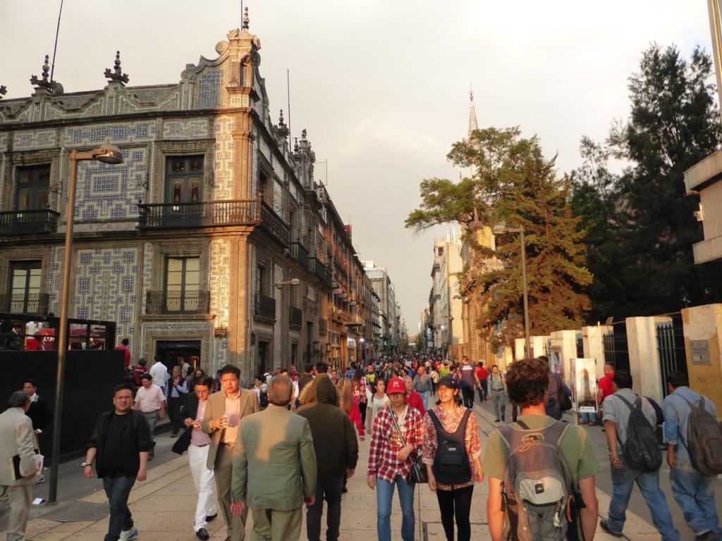 Rue Madero - Mexico