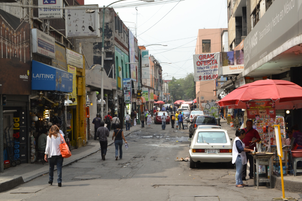 Chinatown Mexico