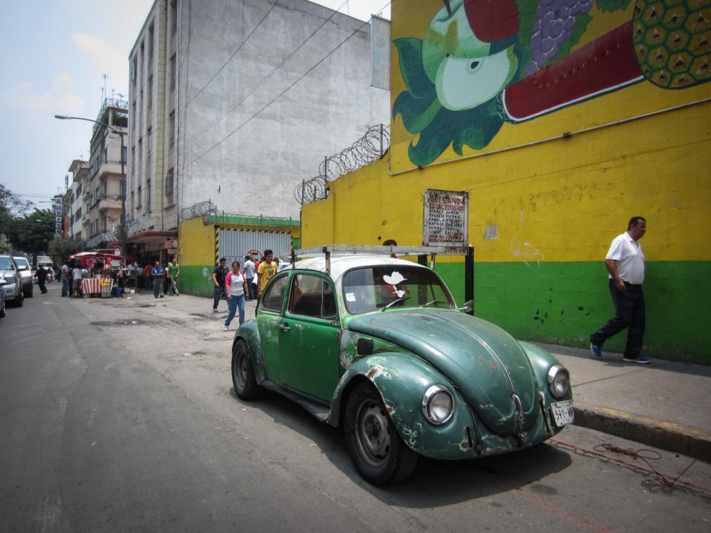Rue de Mexico