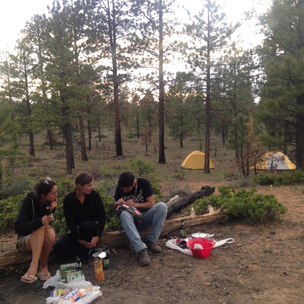 Camping gratuit aux Etats-Unis