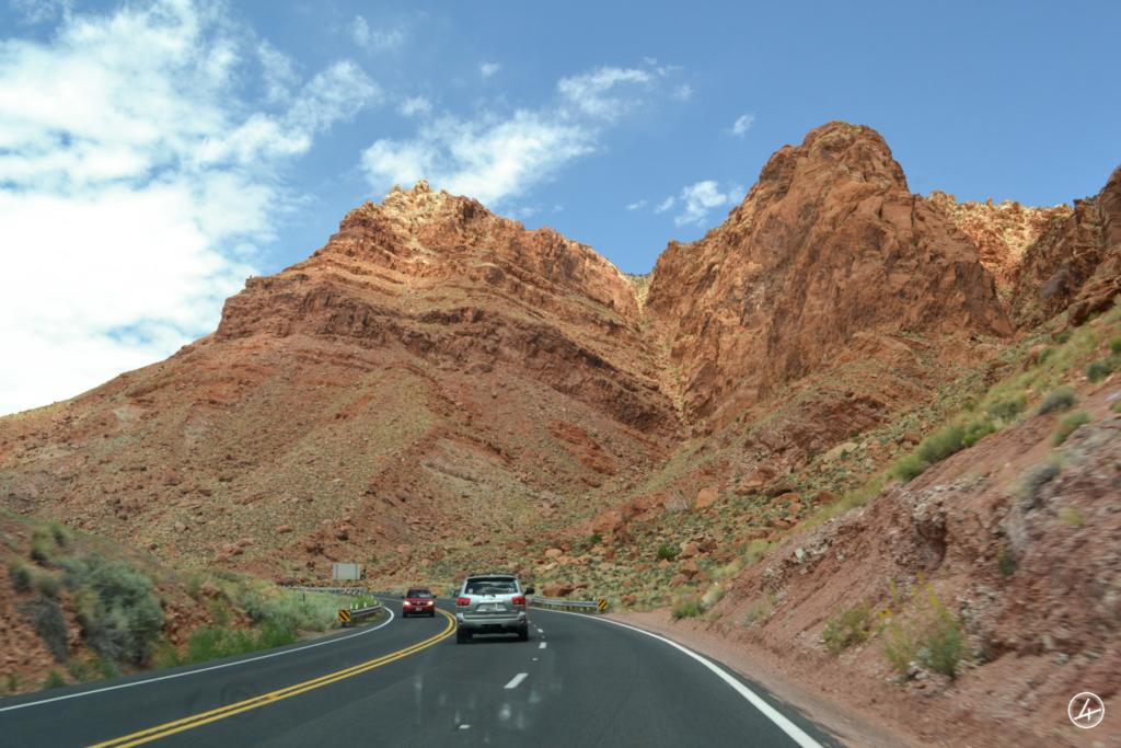 Routes de l'Arizona
